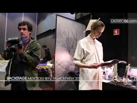 MERCEDES BENZ FASHION WEEK CHILE 2015