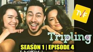 tvf tripling episode 4   reaction by jaby achara joli