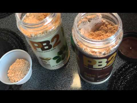 PB2 Powdered Peanut Butter Taste Test