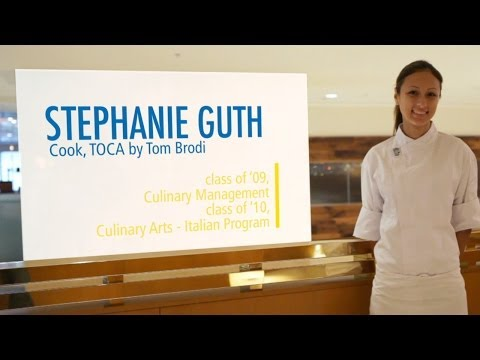 Culinary Management Alumna Profile - George Brown College Chef School