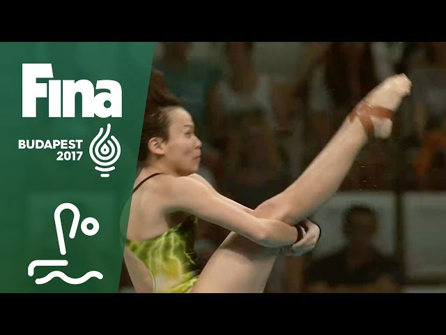 Malaysia's Cheong wins over Chinese favourites | Samsung Play of the Day | #FINABudapest2017