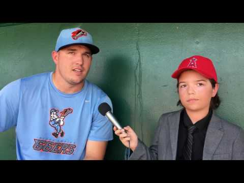 CadenCenter: Mike Trout Interview
