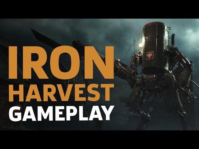 Iron Harvest (видео)