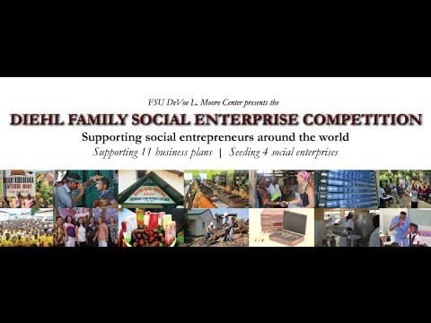 Diehl Family Social Enterprise Competition Finalists
