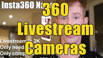 Top 360 Cameras for Livestream: Two Clear Winners!