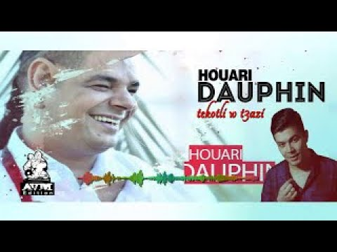Houari Dauphin - Tkoutli Wè t3azi Avec La Colombe ( AVM EDITION)