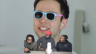 The Try Guys Meet Ned's Baby Reaction | DREAD DADS PODCAST | Rants, Reviews, Reactions
