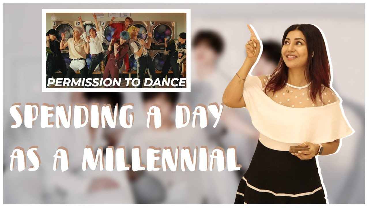 Spent a day as a college kid/millennial | आज का ज़मानाl | HINDI | With English Subtitles | Debina |