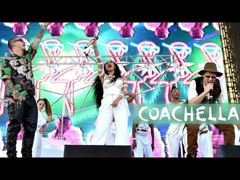 I Like It - Live Coachella 2018 - Cardi B, Bad Bunny & J Balvin 2nd Week