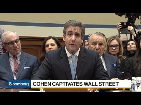 Cohen Captivates Wall Street