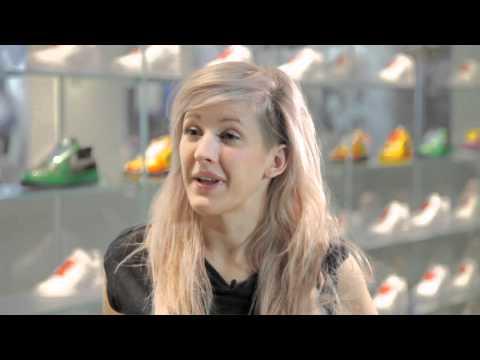 Nike iD: Ellie Goulding