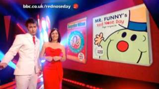 Comic Relief | All David's clips | Part 1