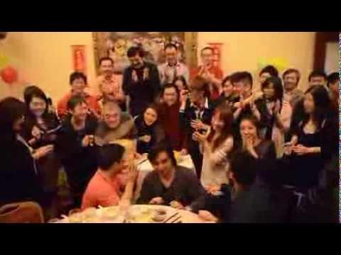 李揚道師父生日 2014-02-08 - YouTube