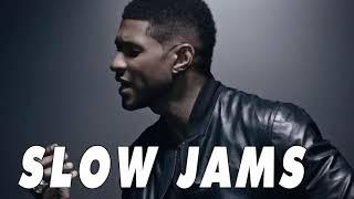 90'S & 2000'S SLOW JAMS MIX -  Aaliyah, R Kelly, Usher, Chris Brown & More