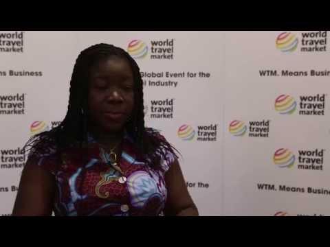 Elizabeth Ofosu-Adjare, Minister of Tourism, Culture and Creative Arts, Ghana | WTM 2014
