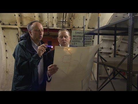 Secret London uncovered - Newsnight