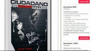 Ciudadano Fernando Gallego - Baila o Muere  (Aportación al Documental)