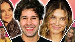 David Dobrik ADMITS CRUSH On Natalie! Millie Bobby Brown SHOCKS Fans With Real Age! (Celeb Lowdown)