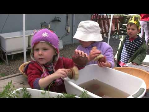 Boulder Waldorf Kindergarten Harvest Festival
