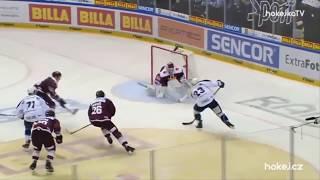 Sestřih zápasu - HC Sparta Praha vs HC Škoda Plzeň (0:2)