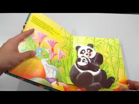 ป่าแสนสนุก หนังสือpop-up www.KidsbookThailand.com