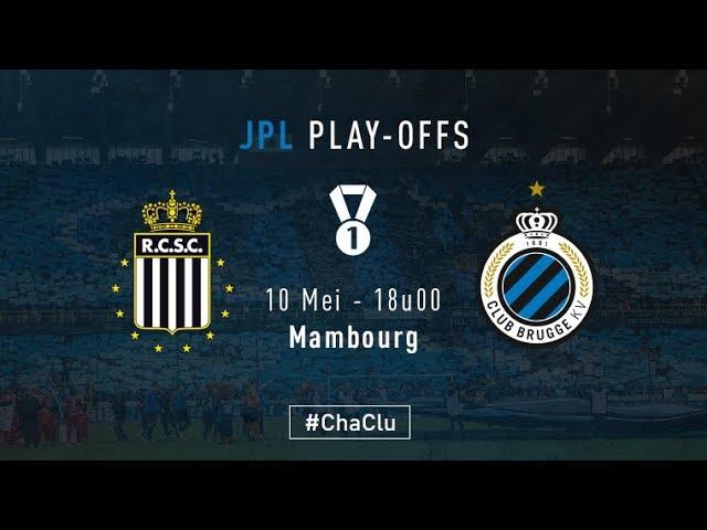 CHARLEROI - CLUB BRUGGE | Matchverslag | 2017-2018
