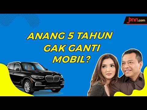Anang-Ashanty Dapat Kado Mobil Seharga 2 M dari Aurel Dan Azriel