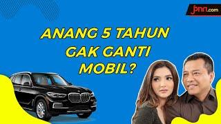 Anang-Ashanty Dapat Kado Mobil Seharga 2 M dari Aurel Dan Azriel - JPNN.com