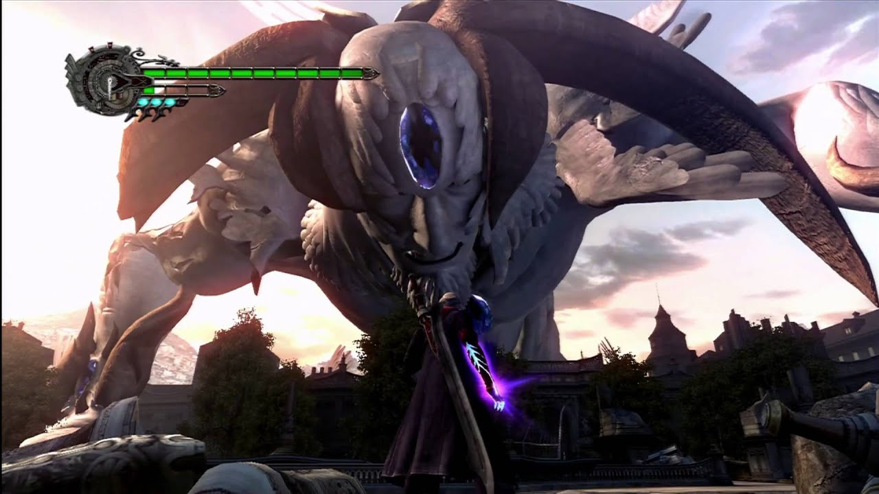 Devil may cry 4 ending full hd youtube voltagebd Images