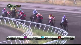 Vidéo de la course PMU PREMIO SAMARAGUACAN
