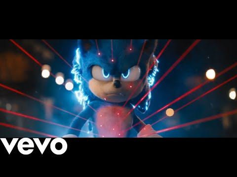 Coolio - Gangsta's Paradise | Sonic The Hedgehog Soundtrack Album