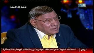 مفيد فوزى| أنا محسوب على مبارك ولم يتم دعوتى لحوار السيسي!!