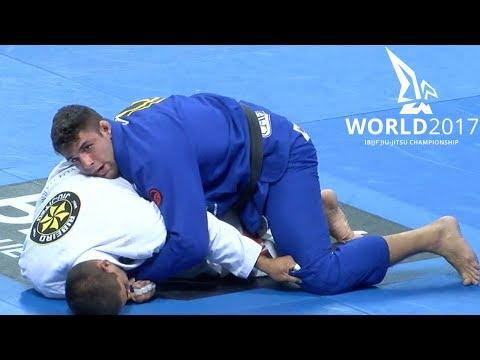 "Marcus ""Buchecha"" Almeida vs Gustavo Dias Elias / World Championship 2017"