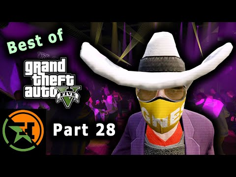 The Very Best of GTA V | Part 28 | Achievement Hunter Funny Moments