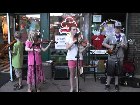 08.13.13 'Cream of the Crop' with the Tobin Trio & Eli Slocumb ~ part one