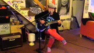 Shirley Bassey - Kiss Me Honey Honey Kiss Me - Acoustic Cover - Danny McEvoy