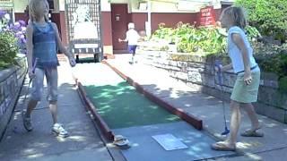 Bunny Hutch And Mini Golf 8/9/201 8