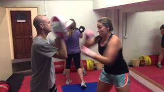 WFCC Gym - Foxy Boxing