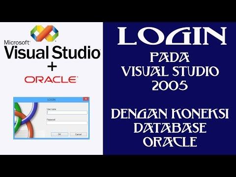 Cara Koneksi Vb.net Ke Oracle