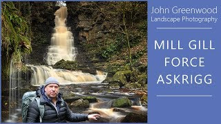 Mill Gill Force Waterfall, Askrigg | Landscape Photography