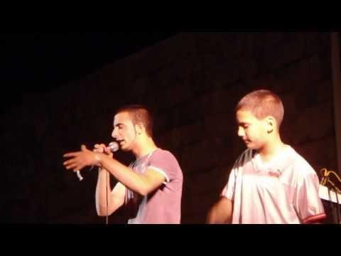 Arab Hip Hop at Acco (Acre) september 2010
