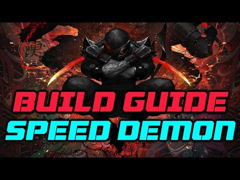 Mirke the Speed Demon (Shadowdancer) – Pillars of Eternity 2: POTD Build Guide |