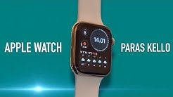 Apple Watch - Paras Älykello