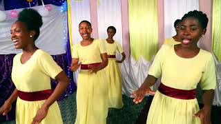 KIFUNGO CHA UPENDO-KWAYA YA MT.GREGORY MKUU,ST.JOHN'S UNIVERSITY,,,DODOMA(Official Music Video)