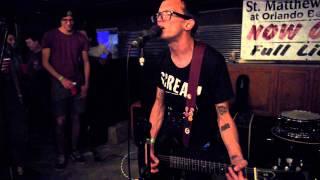 """Mikey Erg - """"Song Against Ian Raymond"""" @ Pre-Pre-Fest - Orlando 2014-10-28"""