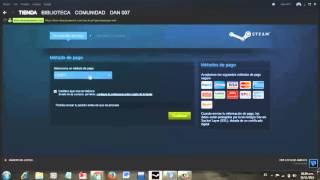 Como comprar juegos de STEAM sin Tarjeta de crédito o Cuenta bancaria 2016 |Sólo México | DAN 007