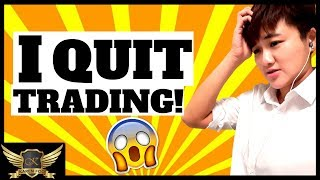 How I Blown My Trading Account  & Lost Money (GIVE UP?)