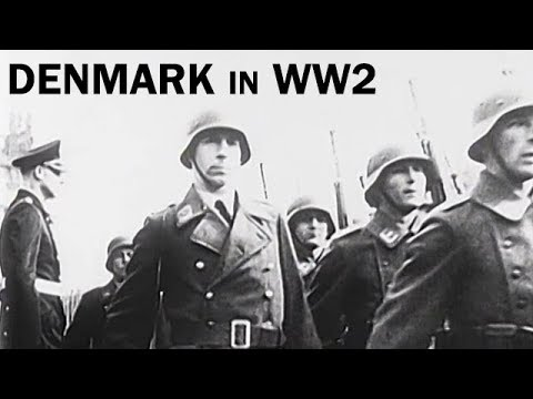Denmark in World War 2 | The Danish Resistance | Documentary Short | 1944