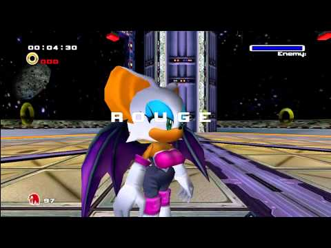 Sonic Adventure 2: Rouge the Bat [1080 HD]