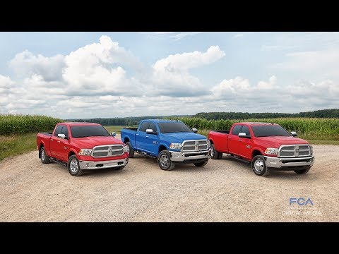 Ram Truck launches Harvest Edition Models